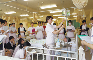 母性看護学実習